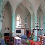 Bibliothèque pour enfants de Giresun, ancienne église catholique