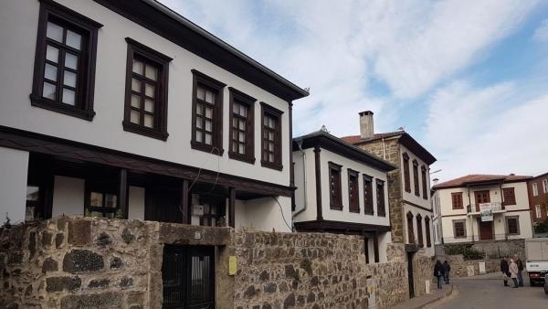 Dans la vieille ville de Giresun