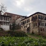 Maisons traditionnelles d'Ünye