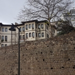 Palais Süleyman Paşa et murailles d'Ünye