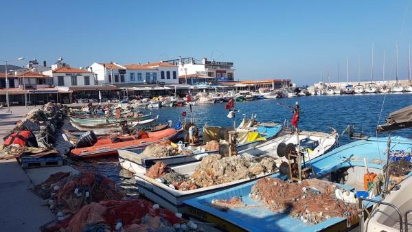 Port d'Iskele-Urla