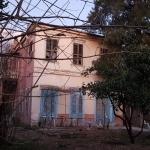 Demeure traditionnelle du quartier de Buca-Izmir