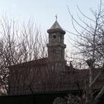 L'église catholique St-Jean Baptiste à Buca-Izmir
