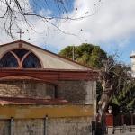 L'église grecque orthodoxe de Kuzguncuk