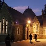 L'église protestante baptiste de Buca