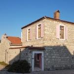 La maison de Necati Cumalı à Urla