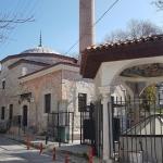 La mosquée Kapan d'Urla et sa superbe fontaine aux ablutions