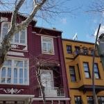 Maisons colorées de Kuzguncuk