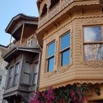 Maisons restaurées de Kuzguncuk