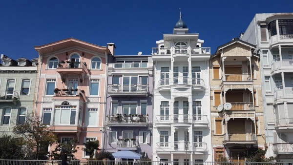 Brochette de yalı à Arnavutköy-Istanbul