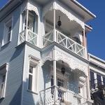 Maison traditionnelle à Arnavutköy-Istanbul
