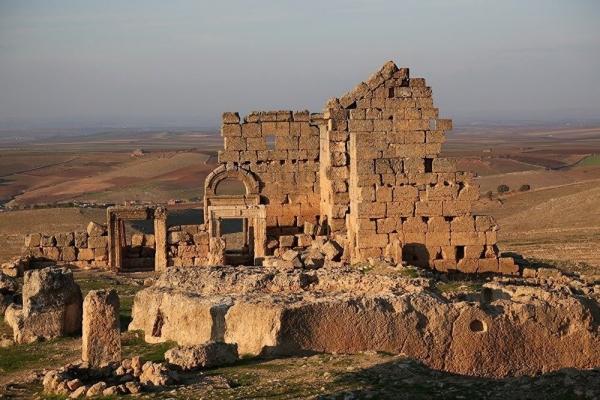 Eglise de la citadelle de Zerzevan